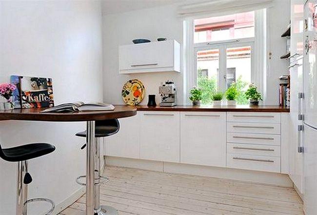 kuhinjska miza obroba