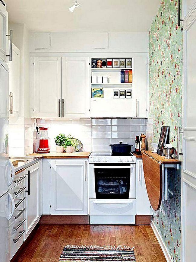 Obrezovanje zložljiva kuhinjsko mizo