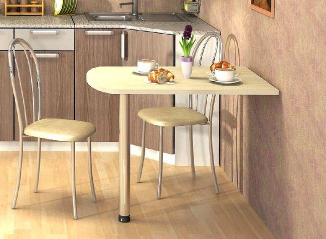 Trim kuhinjska miza