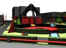 Проект реконструкции львовской площади в киеве
