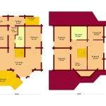 Hiša načrt 9x12