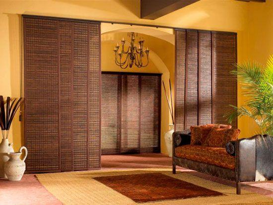 Drsna Dekor vrata za garderobni prostor z ratana