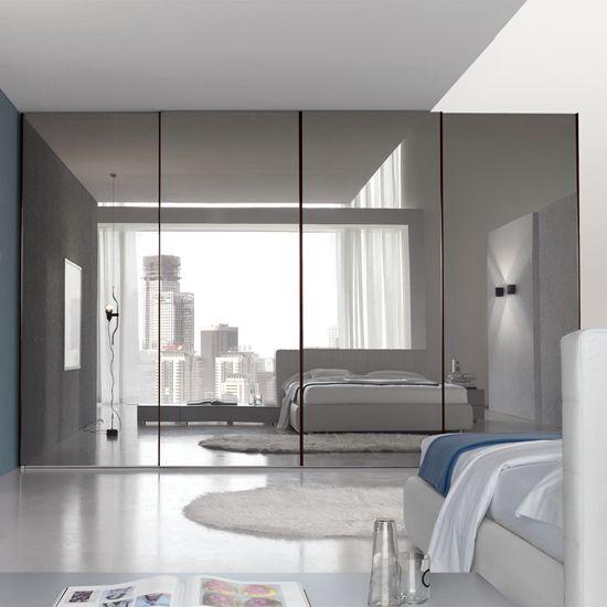Drsna steklena vrata kot način za povečanje prostora v stanovanju
