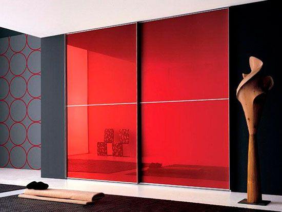 Bright drsna vrata za garderobno omaro