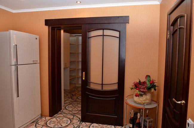 Elegantna drsna vrata