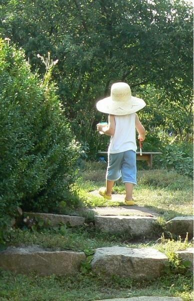 Otrok v hrib državi