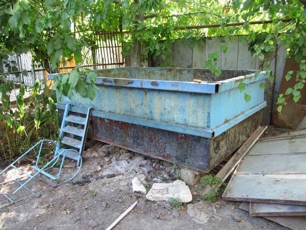 Obnova bazena železa