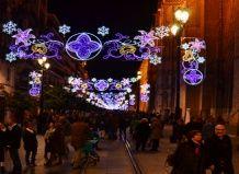 Božični prazniki v Španiji: jaslice, hrana, osvetlitev