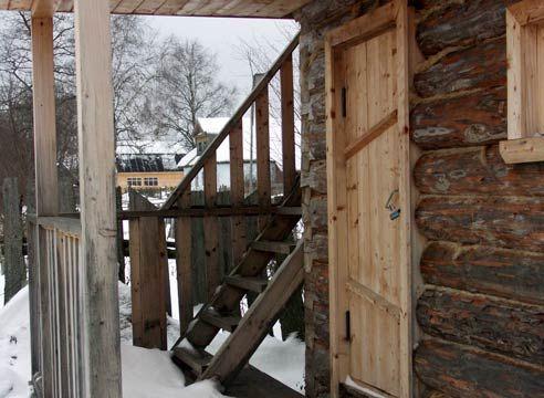 Zapiranje hišo za zimo