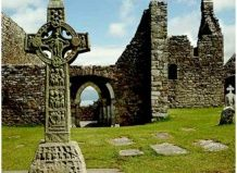 Сад в кельтском стиле