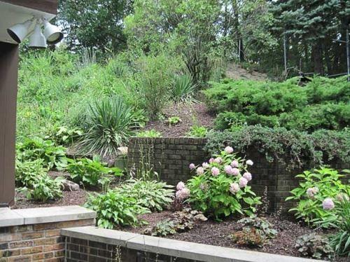Zahrada ve stylu Giardino segreto