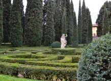 Сады и парки италии дворец и сад джусти в вероне