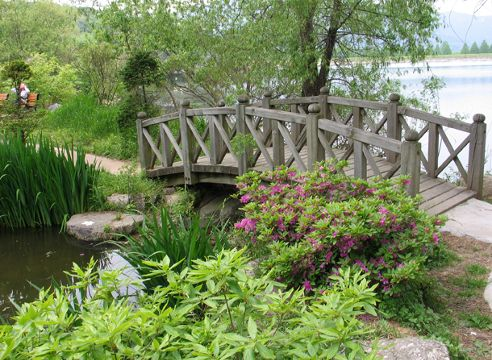 Gardens Koreja: kaj na obisk?