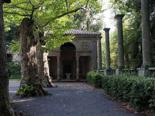 Renesanční zahrady nebo návrat do zlaté éry.