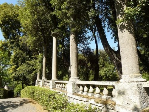 Garden Villa Lante - ena izmed najbolj popolnih vrtov renesanse