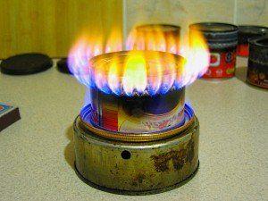 domač grelec plin