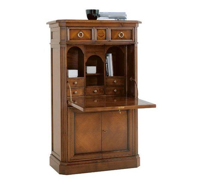 V tabeli v omari - mizo tajnik
