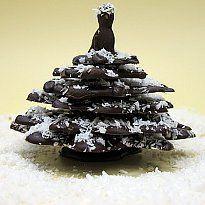 čokolada božićno drvce