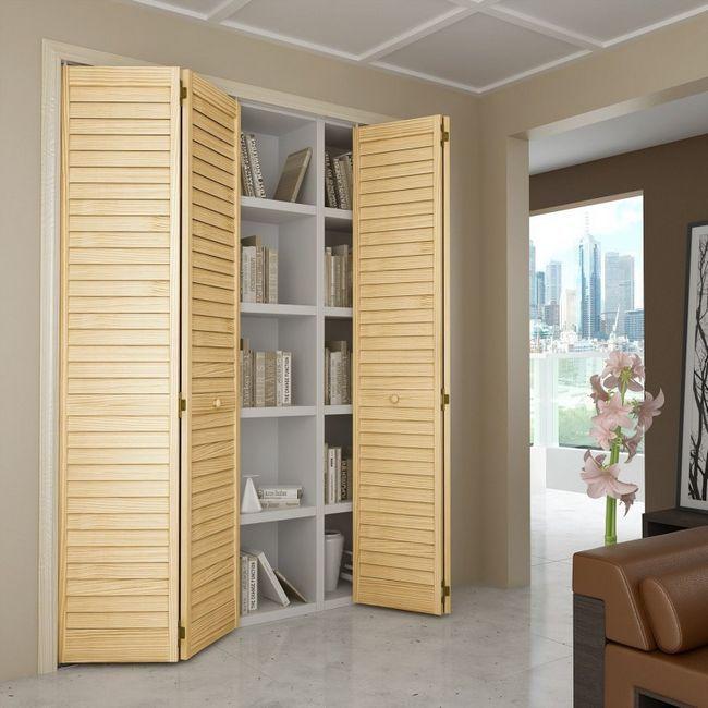 Vrata-knjiga za omare
