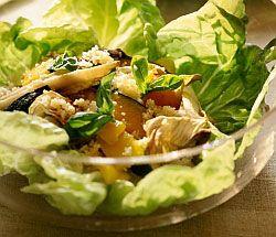 Omáčky a salátové zelenina, salátové dresinky. recepty