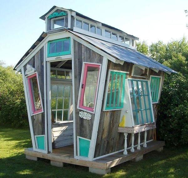 Hiša z okni, brez vrat
