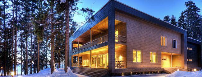 Hiša za stanovanja