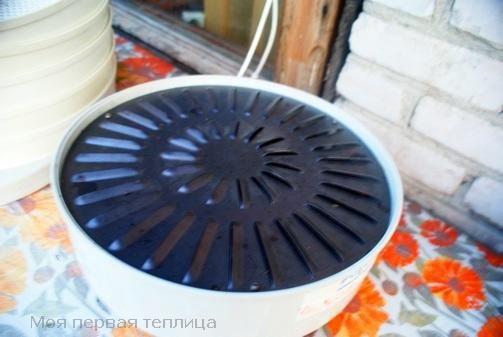Spirali, ventilator
