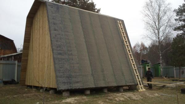 material pentru acoperișuri acoperit