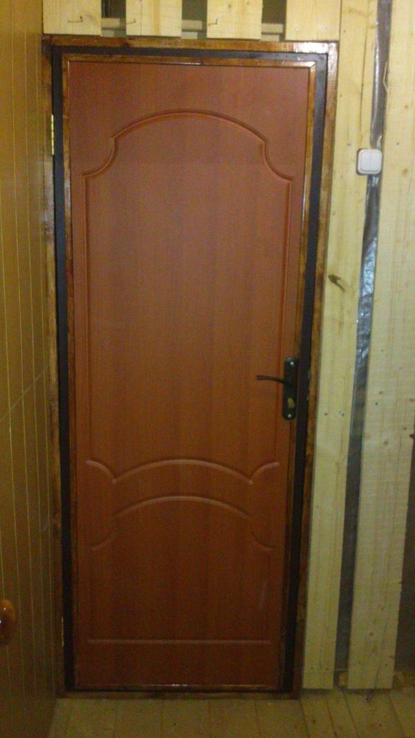 ușa din față