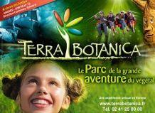 Тематический парк растений terra botanica