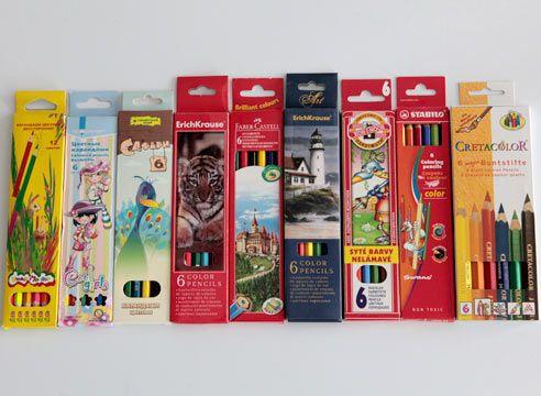 barvni svinčniki