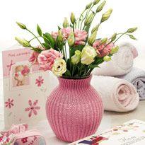 pletene vaza