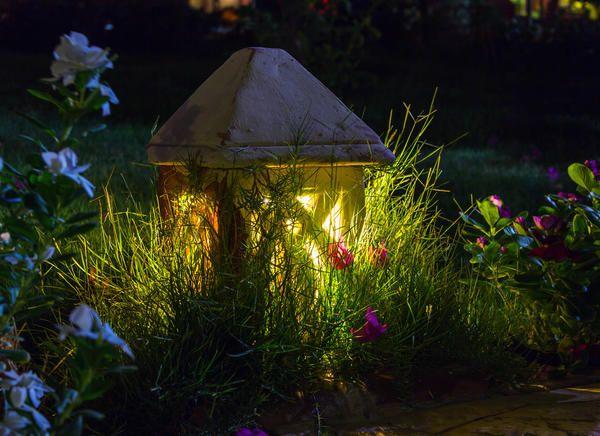 Javna razsvetljava počitnice doma
