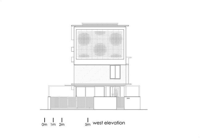čudovito hišo z notranjim atriumom33