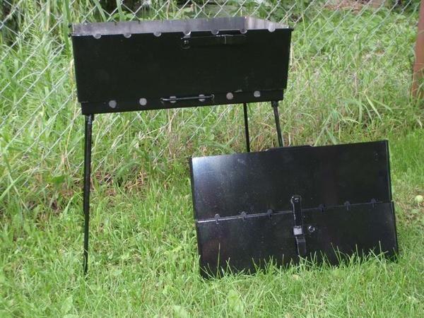 BBQ portabil