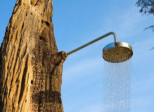 Выбираем летний душ