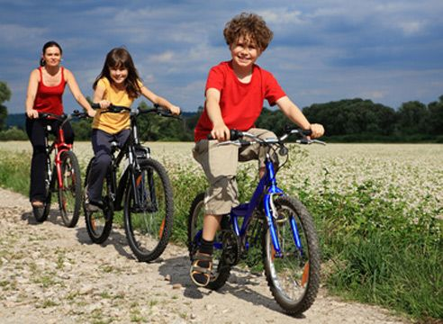 Выбираем велосипед: женский, мужской, детский