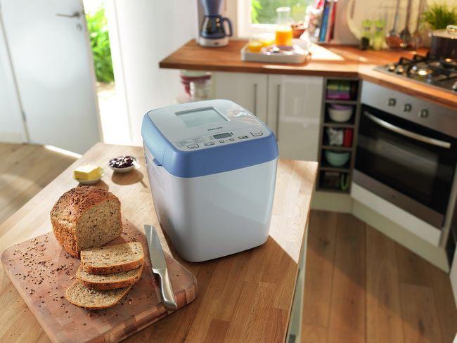 Izberite Breadmaker - to je samo
