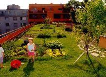 Зеленая крыша: полив и водосток