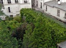 Zelena hiša v središču Pariza