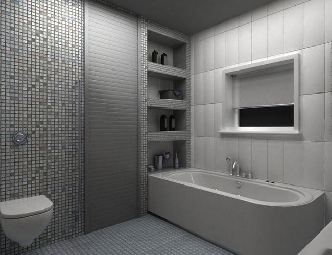 Žaluzije v kopalnici: vrste in nasveti za izbiro