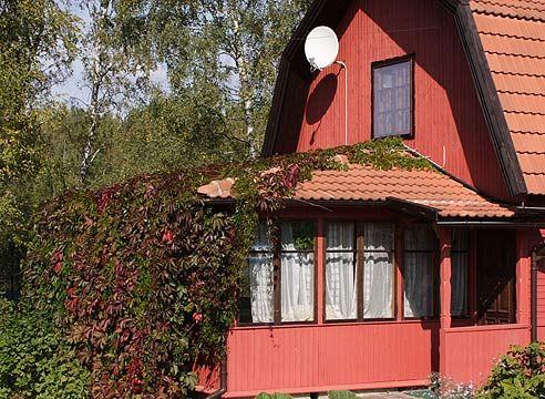 Zima hiša: Lastnosti Gradbeništvo